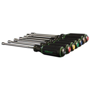 """Hilmor 1839075 - 7 Piece 6"""" Shaft Magnetic Driver Set"""