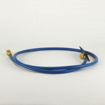 """Hilmor 1839151 - H60B Hose 60"""" - Blue Refrigeration Hose"""