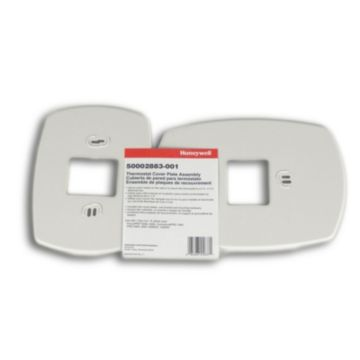 Honeywell 50002883-001 - Cover Plate Assembly for Use with FocusPRO 6000/5000 and PRO 4000/3000 Thermostats