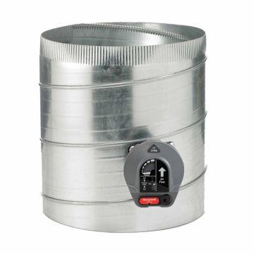 "Honeywell CPRD14 - Constant Pressure Regulating Bypass Damper, 14"" Round"
