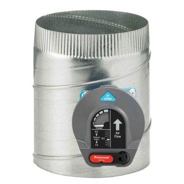 "Honeywell CPRD8 - Constant Pressure Regulating Bypass Damper, 8"" Round"