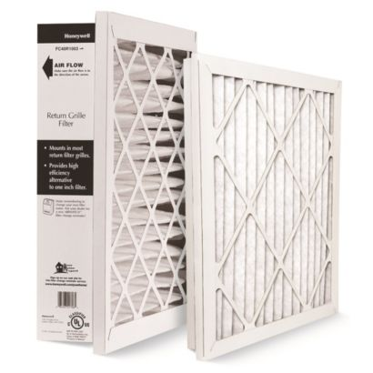 "Honeywell FC40R1003/U - 20"" x 20""  Return Grill Media Air Filter"