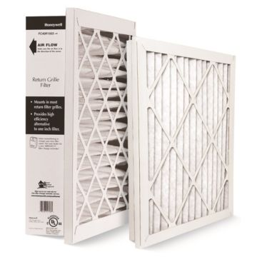 "Honeywell FC40R1011 - Return Grill Media Air Filter, 20"" x 25"""