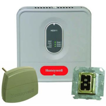 Honeywell HZ311K - Truezone® kit for conventional and heat pump