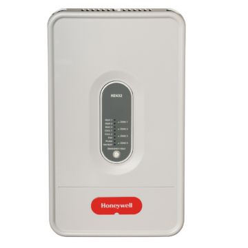 Honeywell HZ432 - Truezone® panel for conventional single-stage, up to 32 Zones