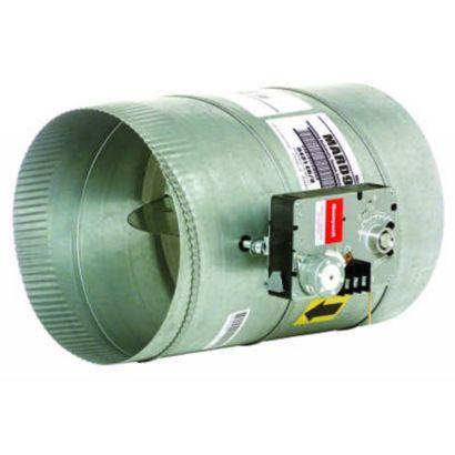 Honeywell MARD8 - Round modulating 8 Damper
