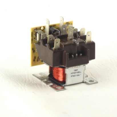 Honeywell ST82D1004 - Time delay relay with DPDT switching