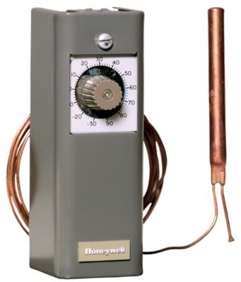 Honeywell T6031A1029 - Remote Bulb. Controller for Limit or Temperature in refrigerated areas.