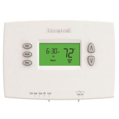 Honeywell TH2210DH1000 - PRO 2000 Heat Pump Programmable 2Heat/1Cool, Horizontal
