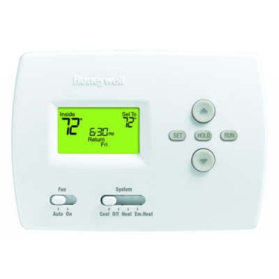 Honeywell TH4210D1005/U - Programmable 5-2 Day Thermostat for Heat Pump