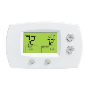 Honeywell TH5220D1003 - Non-programmable digital thermostat, 2H/2C