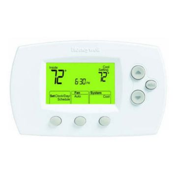 Honeywell TH6320U1000 - Digital Programmable thermostat for 3H/2C (heat pump) or 2H/2C (conventional)
