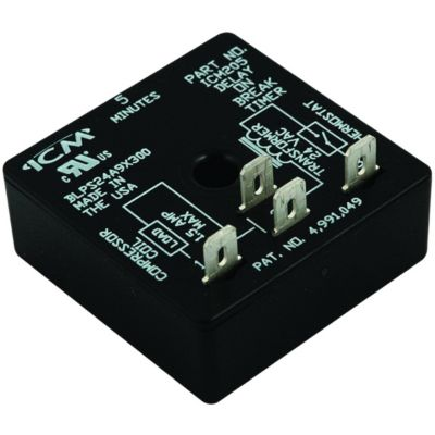 ICM Controls ICM205 - Delay-On-Break Timer, 4-Terminal with 5-Minute Fixed Delay