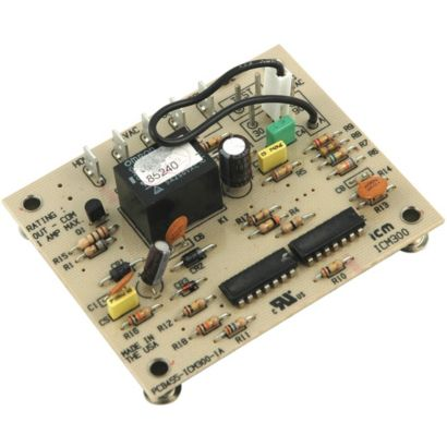ICM Controls ICM300 - Defrost Control, Pin-selectable, 30/60/90 minutes, Essex 621 series, Replaces 20+ brands.