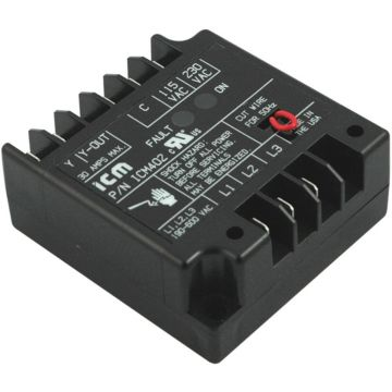ICM Controls ICM402 - 3-Phase Monitor, Universal 190-600 VAC, 115-230 control VAC, 50 or 60 Hz
