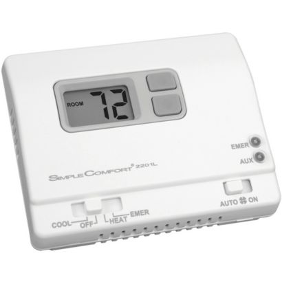 ICM Controls SC2201L - Non-Programmable Thermostat
