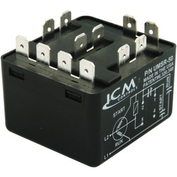 ICM Controls UMSR-50 - Universal Motor Starting Relay