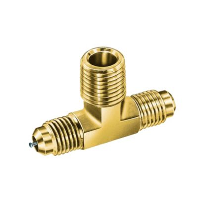 "Jb Industries A31452 - MPT Connection 1/8"" MPT On Branch Access Valve (3 per pack)"