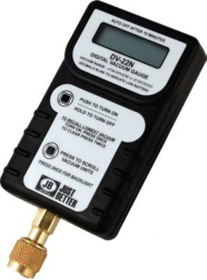 Jb Industries DV-22N - Digital Micron Vacuum Gauge 20-9,000 Microns