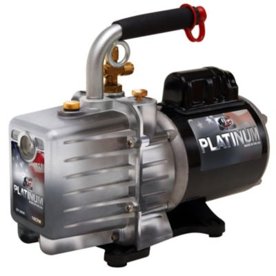 Jb Industries DV-200N - 7 CFM Platinum Vacuum Pump 1/2 Hp 1725 Rpm 115 V60Hz