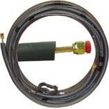 "JMF LS3858FF25W - 25' Mini Split Ready Connect Line Set: 3/8"" Liquid Line, 5/8"" Suction Line, 14-4 Connect Wire"