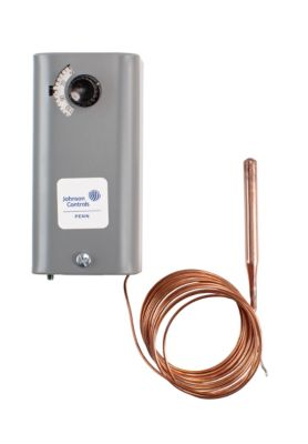 Johnson Controls A19ABC-36C - Remote Bulb Temp Control