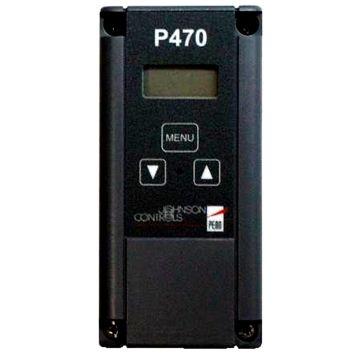 Johnson Controls P470EB-1C - Line Vage Electronic Pressure Control W/Display