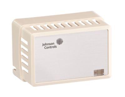 Johnson Controls T-4000-2141 - Cover Plastic Horizontal 1W No-T; JCI Logo Setpoint Window