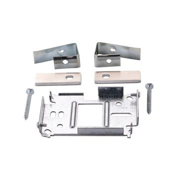 Johnson Controls T-4002-124 - Room Instrument Mounting Bracket For Surface-Mounting Thermostats And Covers