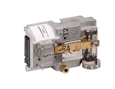 Johnson Controls T-4002-202 - Thermostat Reversing Horizontal Face