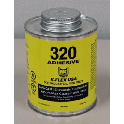 K-Flex 800-320-QT - 320 Contact Adhesive, Quart, Plain