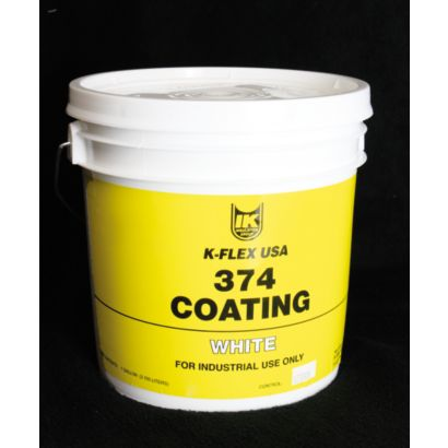 K-Flex 800-374-GAL - 374 Outdoor Protective Coating, Gallon