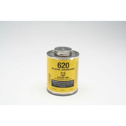 K-Flex 800-620-PTB - 620 Solvent Based Contact Adhesive, Pint, Brush Top