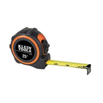 Klein Tools 93025 - Tape Measure- 25' Single Hook