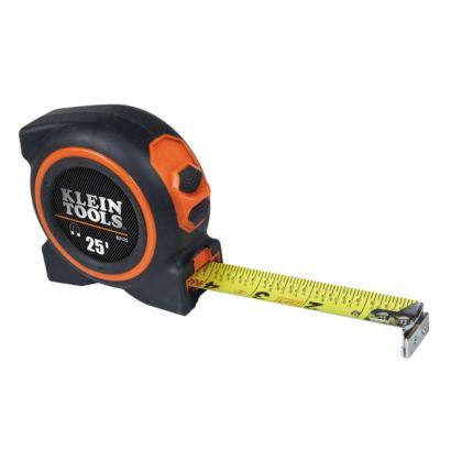 Klein Tools 93125 - Tape Measure- 25' Magnetic Single Hook
