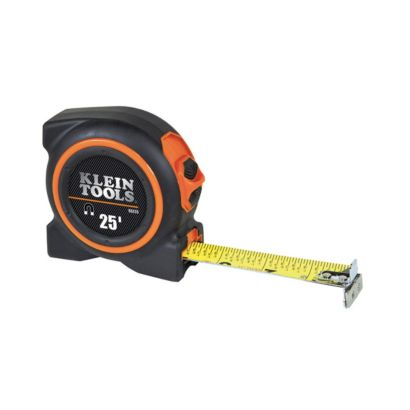Klein Tools 93225 - Tape Measure- 25' Magnetic Double Hook