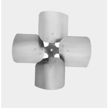 "Lau Industries 60559501 - 22"" 4-Blade Fan Blade CW 33°"