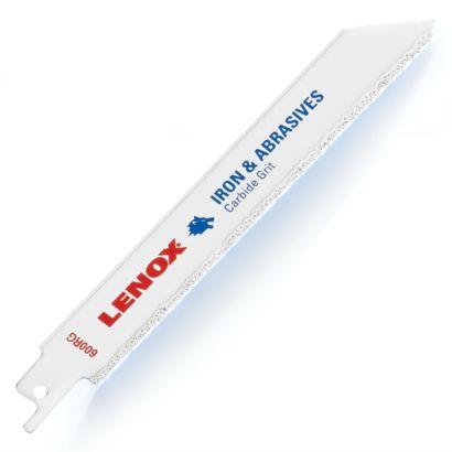 "Lenox 20576800RG - 8"" (203mm) Carbide Grit Reciprocating Saw Blade"
