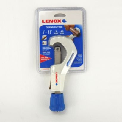 "Lenox 21012TC134 - 1/8"" (3mm) - 1-3/4"" (45mm) Tubing Cutter"