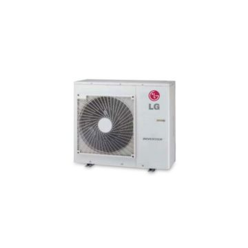 LG LUU247HV - 24,000 BTU 17 SEER Ductless Mini Split Heat Pump Outdoor Unit 208-230V
