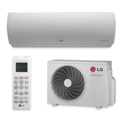 LG LA090HYV - 9,000 BTU 27.5 SEER Wall Mount Ductless Mini Split Air Conditioner Heat Pump 208-230V