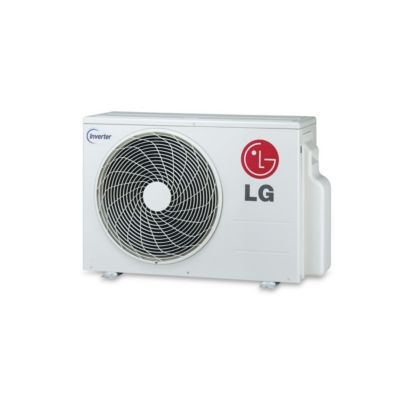 LG LAU090HSV2 - 9,000 BTU 20 SEER Ductless Mini Split Heat Pump Outdoor Unit 208-230V