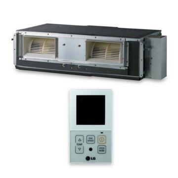 LG LHN247HV - 24,000 BTU 17 SEER Ductless Mini Split High Static Indoor Unit 208-230V
