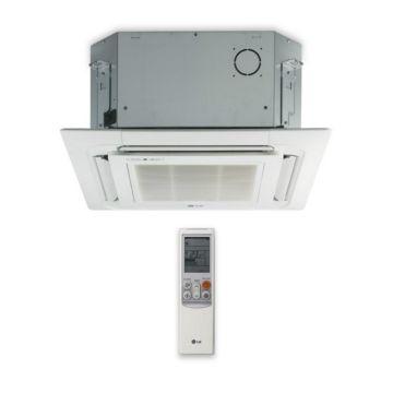 LG LMCN185HV - 18,000 BTU Ductless Mini Split Ceiling Cassette Indoor Unit 208-230V