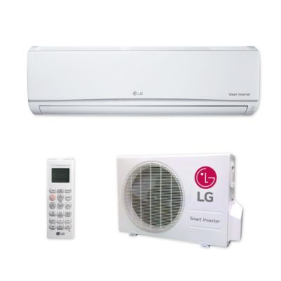 LG LS090HSV4 - 9,000 BTU 21.5 SEER Wall Mount Ductless Mini Split Air Conditioner Heat Pump 208-230V