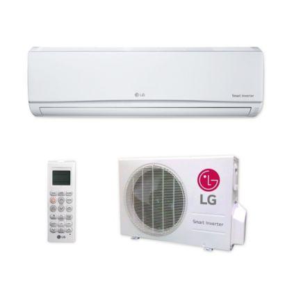 LG LS090HSV4 - 9,000 BTU 21.5 SEER Wall Mount Ductless Mini Split Air Conditioner Heat Pump 208-230V