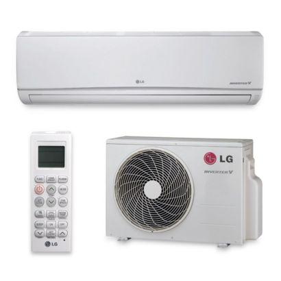 LG LS121HSV3 - 11,200 BTU 21.5 SEER Wall Mount Ductless Mini Split Air Conditioner Heat Pump 208-230V