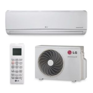 LG LS121HSV3 - 11,200 BTU 21.5 SEER Wall Mounted Ductless Mini Split Air Conditioner with Heat Pump 220V