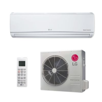 LG LS180HSV4 - 18,000 BTU 20.5 SEER Wall Mount Ductless Mini Split Air Conditioner Heat Pump 208-230V
