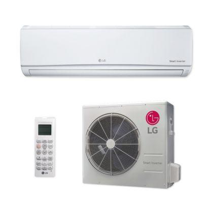 LG LS180HSV4 - 18,000 BTU 20.5 SEER Wall Mount Ductless Mini Split Air Conditioner Heat Pump 208-230V